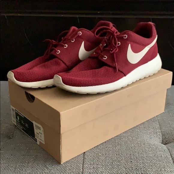 mayor descuento textura clara entrega gratis Nike Shoes | Roshe Run Team Redsail 2012 | Poshmark
